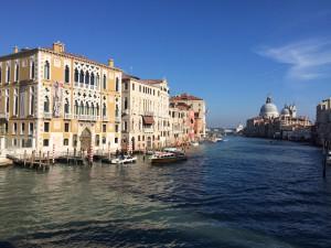 イタリア ベネチアの街並み