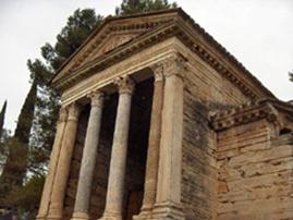 クリトゥンノの小神殿 (ペルージャ県カンペッロ・スル・クリトゥンノ)