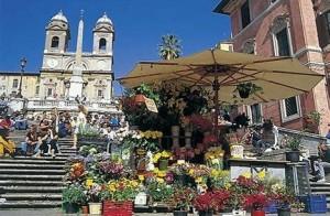 ローマについてのお話し2それぞれの家庭の自慢料理